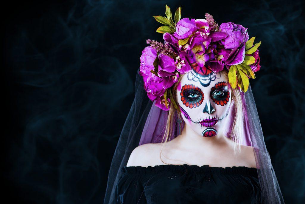 Sophia's Dia De Los Muertos Gala
